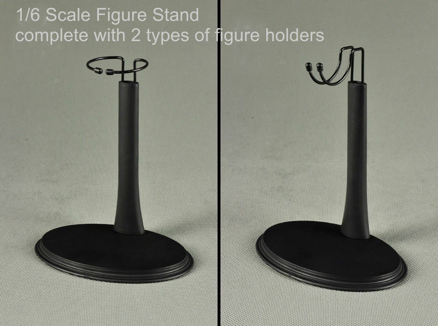 2 x 1 6 Scale Action Figure Display Stand