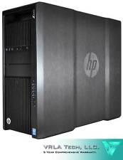 HP Z840 Workstation 2 x E5-2687W V4 1 x 1TB HDD Nvidia Quadro P6000 256GB RAM