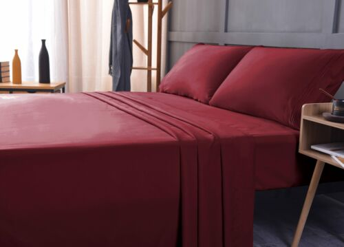 the Season Bedding Bamboo Collection Sheet Sets /& Pillowcases