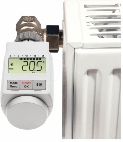 Saves up to 30/% 2 x EHT CLASSIC PRO Energy Saving Controller For Radiators