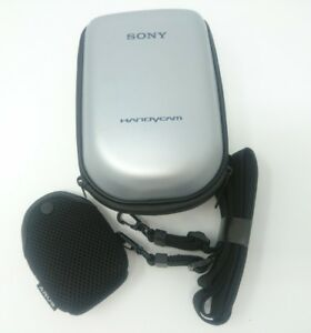 Sony-LCM-DVDB-Semi-Soft-Carrying-Case-for-Sony-Handycam-Z