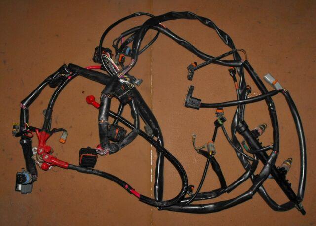 fl3t14722 2004,2005 sea-doo 3d rfi engine harness assembly pn 278001900