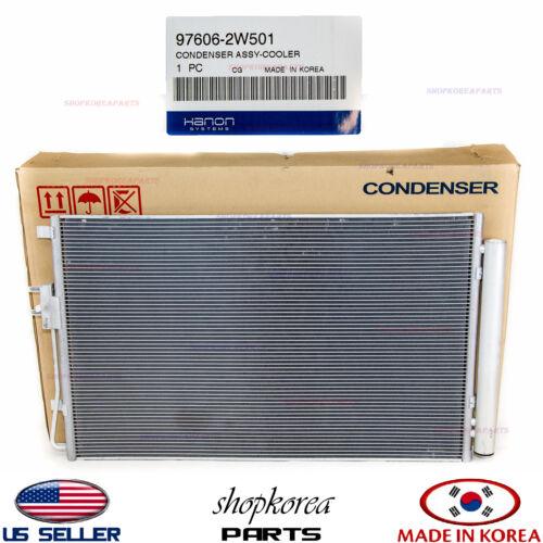 A//C AC CONDENSER HYUNDAI SANTA FE 2013-2018 976062W501
