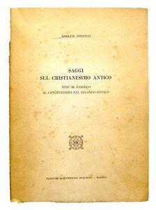 SAGGI-SUL-CRISTIANESIMO-ANTICO-Gesu-il-Nazoreo-Il-Cristianesimo-nel-II-secolo