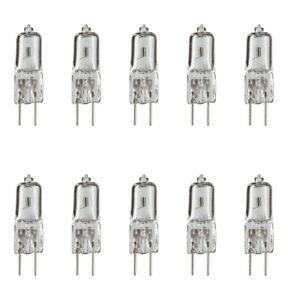 Capsule Lamp 12V 20 Watt G4 Warm White