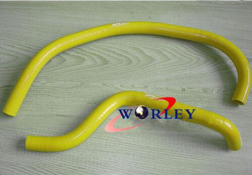 Black Silicone radiator coolant hose for SUZUKI LT250R Quadracer 1985-1992