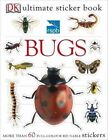 RSPB Bugs Ultimate Sticker Book by DK (Paperback, 2014)