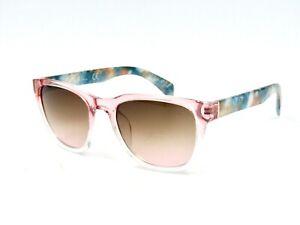 Circus by Sam Edelman CC532 Sunglasses, Pink-Blue Tortoise / Gradient Brown #50I