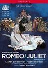 Prokofiev: Romeo & Juliet (DVD, Feb-2013, Opus Arte)