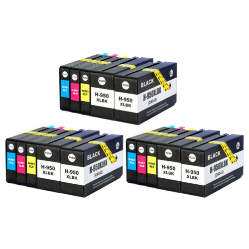 Ink Cartridge LOT For HP OfficeJet Pro 8600 8100 8610 8620 8630 8640 Compatible