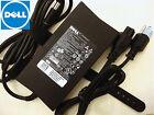 Original OEM DELL 130W PA-4E AC Adapter Power Cord Charger DA130PE1-00 JU012