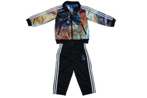 Neu Kinder   Set 2tlg Baby ADIDAS Star Wars FB Jogger  Sport Anzug