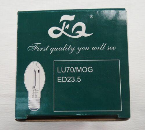 Lot of 2 Plusrite LU70//MOG ED23.5 High Pressure Sodium Lamp