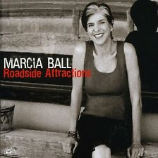 Roadside Attractions - Marcia Ball (2011, CD NEU)