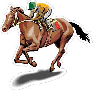 Race-Horse-Decal-Bumper-Sticker