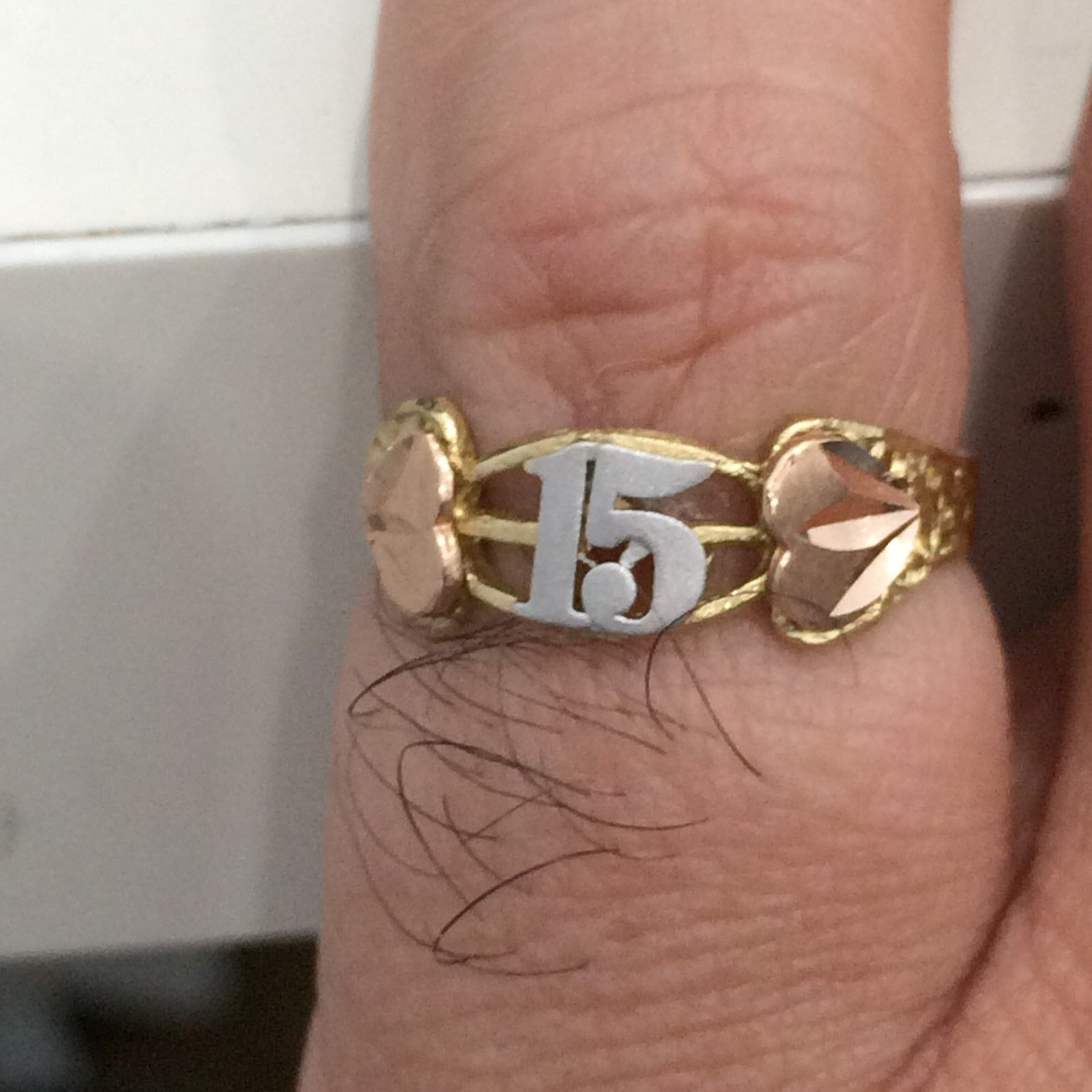 a41f0e7a7 closeout grains of energy ring pandora shine 002ec 49e24; official store  quinceanera ring 14k rose yellow gold band 15 birthday ebay 17163 e2130