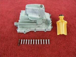 Engine-OIL-PAN-w-hardware-96-03-ZX7R-Ninja-ZX7-ZX750-lt-gt-Complete-motor-sump