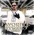 Mr. Criminal Favorite Street Disc [PA] by Mr. Criminal (CD, Feb-2013, PMC Music Group)