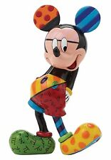 Disney by Romero Britto Mickey Mouse Standing Figurine 15.5cm 4045141 RRP£35