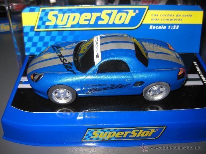 DIGITAL SUPERSLOT REF. C2737D PORSCHE BOXTER blueE 1 32 NEW