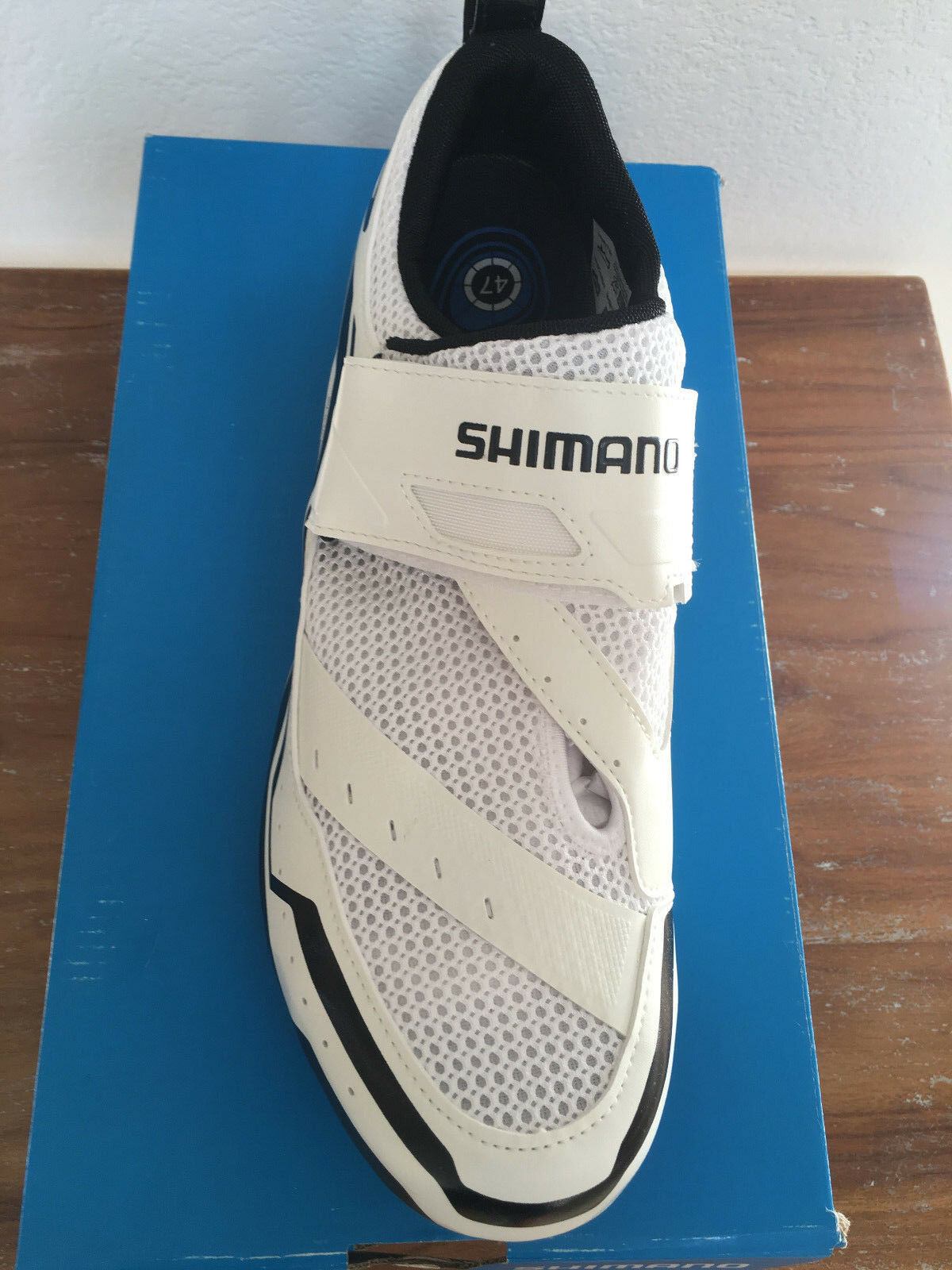 Shimano mens SH-TR 32 CYCLING SHOES- TRIATHLON WITH NYLON SOLE