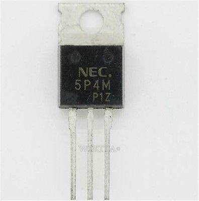 10Pcs Nec Thyristor 5P4M Scr 400V 5A Ic Neu cy