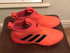 Détails sur ADIDAS ACE 17+ purecontrol SG Homme Chaussures De Football afficher le titre d'origine