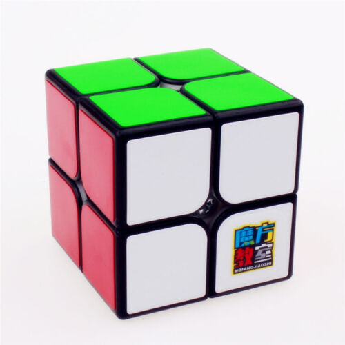 MoYu MoFangJiaoShi MF2S 2x2 Speed Cube Puzzle Smooth Twist Brainteaser Kids Toy