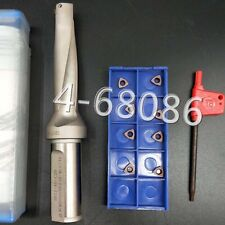 WPD 300-C32-5D CNC U drill indexable drill 30mm C32-5D for WCMX0503 WCMX inserts