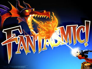 Image result for fantasmic disneyland history