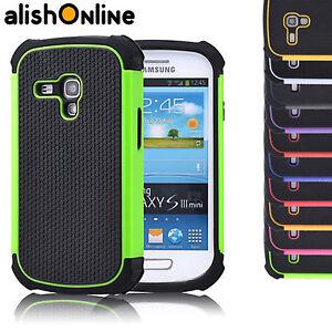 Rigide-Housse-Etui-Antichoc-Pour-Samsung-Galaxy-Telephones-Portables-S3-S4-S5-S6