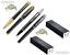 thumbnail 1 - Luxury Pen Sets Black w Gold & Black w Chrome Urban IM Ballpoint / Rollerball