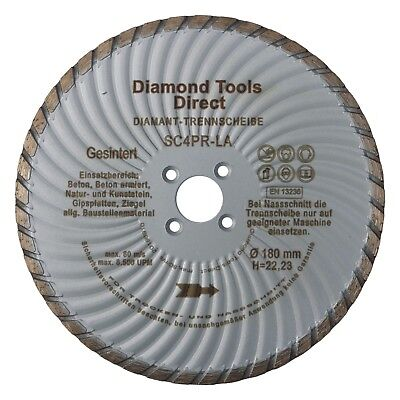 1-4 Stück Diamantscheibe Ø 150 Trennscheibe Diamanttrennscheibe Schlitzfräse OP