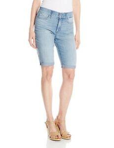 Bermuda Briella Beach Manhattan 12p Jeans New 8p Nydj Shorts 10p tqwxftHS