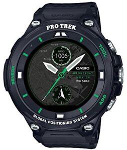d7c8eceadbd2 La imagen se está cargando Reloj-inteligente-Casio -Protrek-al-aire-libre-con-