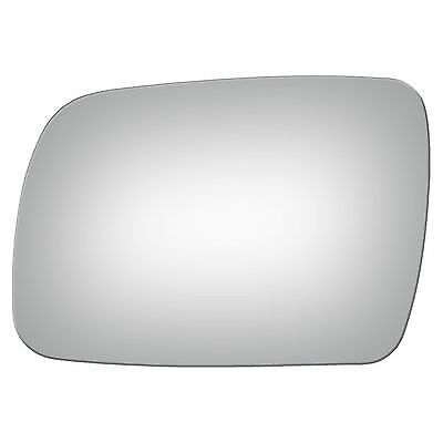 93-95 JEEP GRAND CHEROKEE FITS LEFT SIDE VIEW MIRROR NEW FLAT #1618