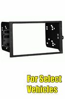 Metra 95-2001 Gm Double Din Aftermarket Car Radio Stereo Install Dash Trim Kit