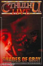 Cthulhu Live Shades of Gray Source Book Pulp & Noir Era Supplement *FS