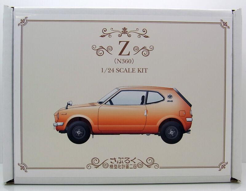súperCoche Modeling Project24 1 24 Z (N360) Kit de Modelismo