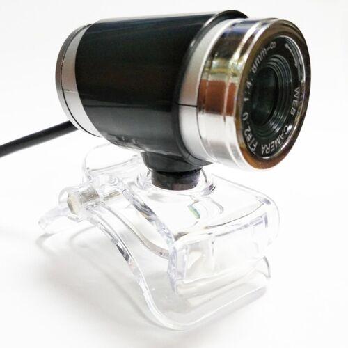 USB 50M Pixels HD Manual focus Webcam Web Cam Camera for Computer PC Laptop NEW