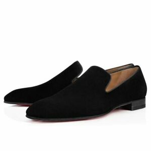 Details about  /Handmade Men Shoes Leather Boot Slipper Loafer Suede Leather Boot Chelsea Formal