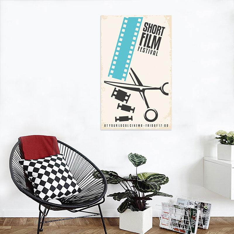 3D Kreative Kurzfilm Plakat 876 Fototapeten Wandbild BildTapete AJSTORE DE Lemon