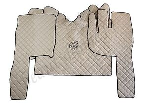 set of right hand drive floor mats cover for volvo fh4 euro 6