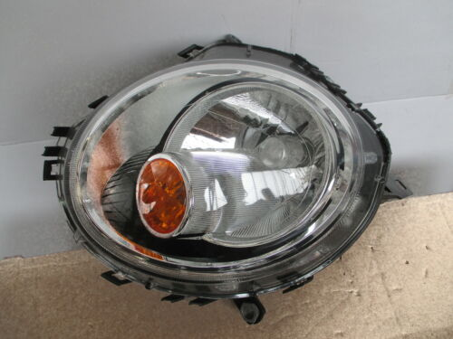 LEFT BMW MINI ONE//COOPER HALOGEN HEADLIGHT  HBPO160818-00