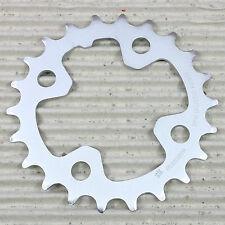 Shimano Kettenbl/ätter DEORE FC-M510 22 Z/ähne 64mm Silber Fahrrad