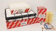 Toyota Land Cruiser V8 5.7L 08-15 Lexus LX570 08-15 Air / Cabin / Oil Filter Kit