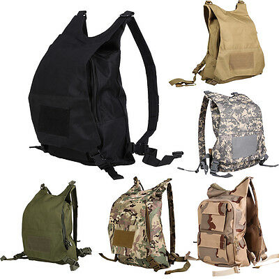 Outdoor Military Tactical Backpack Rucksacks Sport Camping Hiking Shoulder Bag