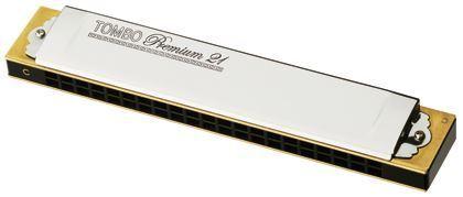 Tombo 3521C Harmonica Premium 21 C