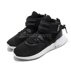 Reebok-Freestyle-Motion-Black-White-Studio-Gym-Womens-Cross-Training-Shoe-DV5384