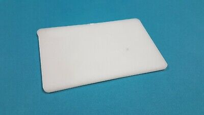 Sheet Cutting 110 x 70 x 3mm Polypropylene Plastic Plate Engineering Materials